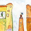 Parrot Enchantment  by Jim Taylor