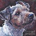 Parson Russell Terrier by Lee Ann Shepard