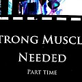 Part Time  Muscle by Ed Weidman
