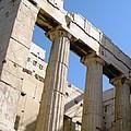 Parthenon 3 by Teresa Ruiz