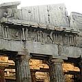 Parthenon 5 by Teresa Ruiz
