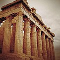 Parthenon by Jenny Hudson