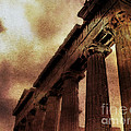 Parthenon by Micki Findlay