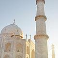 Partial View Taj Mahal by Grant Faint