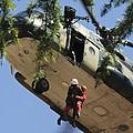 Participants Rescue A Person by Stocktrek Images
