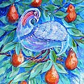 Partridge In A Pear Tree  by Trudi Doyle
