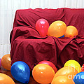 Party Balloons by Carlos Caetano