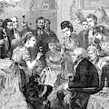 Party Toast, 1872 by Granger