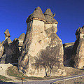 Pasabag Goreme National Park Cappadocia Turkey by Ivan Pendjakov