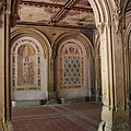 Passage Bethesda Terrace Nyc by Christiane Schulze Art And Photography