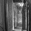 Passageway At Fonthill Castle by Dave Mills