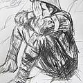 Passendale Sketch  by Paul Sutcliffe