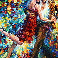 Passion Dancing by Leonid Afremov