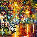 Passion Evening -  New by Leonid Afremov