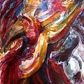 Passion Is Tango by Zaira Dzhaubaeva