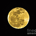 Passover Full Moon by Al Powell Photography USA