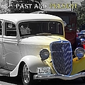 Past And Present Classic by Bobbee Rickard