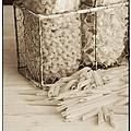 Pasta Sepia Toned by Edward Fielding