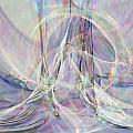 Pastel Fractal by John Lynch