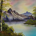 Pastel Skies by C Steele