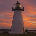 Pastel Sunset At Ned'spoint by Amazing Jules