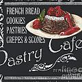 Pastry Cafe by Debbie DeWitt