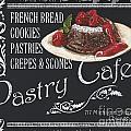 Pastry Cafe by Debbie DeWitt