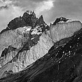 Patagonian Mountains by David Hare