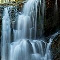 Patapsco Waterfall by Benjamin Reed
