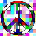 Patch Peace by Ron Hedges
