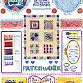 Patchwork by Julia Rowntree