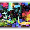 Patchwork Kitty by Alice Gipson