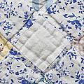 Patchwork Quilt by Tom Gowanlock