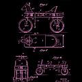 Patent Art 1920 Herzog Hobby Horse Pink by Lesa Fine
