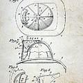 Patent - Fire Helmet by Paul Ward