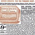 Patent Medicine Ad, 1890s by Granger
