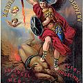 Patent Medicine Poster by Granger