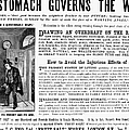 Patent Medicine: Stomach by Granger
