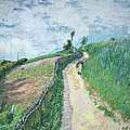 Path Leading To Ville D'avray by Alfred Sisley