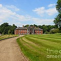 Pathway To Adlington Hall by Joan-Violet Stretch