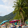 Patong Beach by Stephen J. Boitano