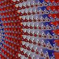 Patriotic Bandana by Bill Owen