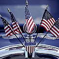 Patriotic Car by David and Carol Kelly