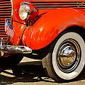 Patriotic Car by Jim Thompson