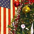 Patriotic Christmas by Carol Groenen