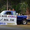 Patriotic Honey Salesman by Carla Parris