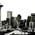 Patriotic Seattle by Benjamin Yeager