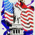 Patriotic Symbolism by Mario Carini
