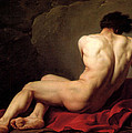 Patroclus by Jacques Louis David