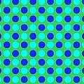 Pattern Of Circles by Lali Kacharava